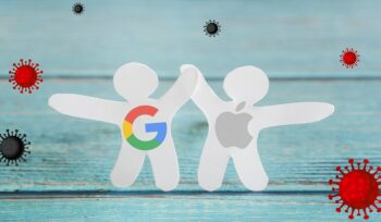 The collaboration of Google and Apple to fight COVID-19