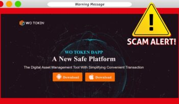 WoToken is a Scam Project