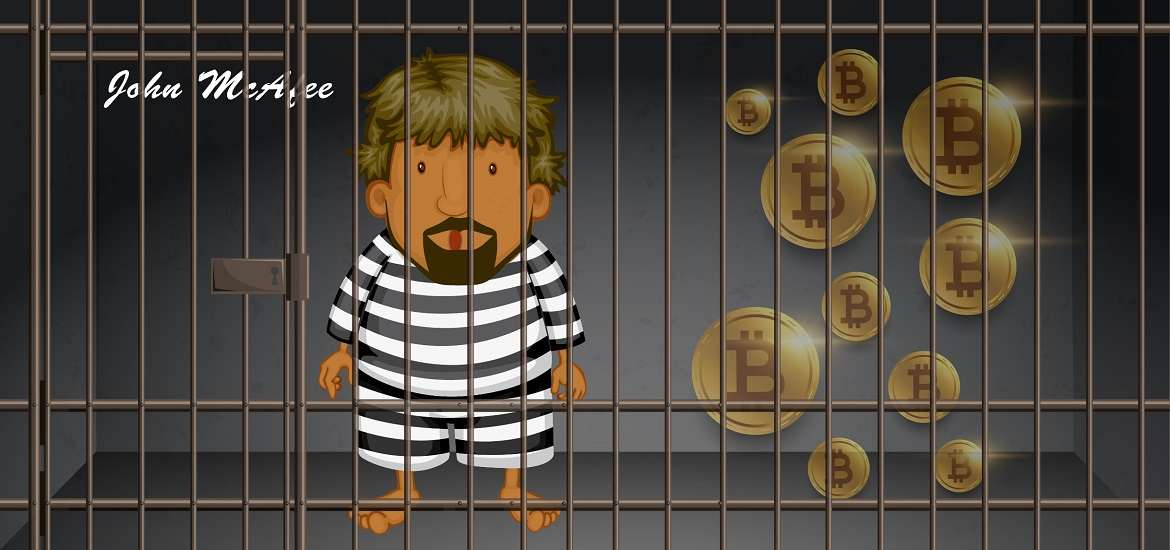 John McAfee prosecution for ICO pump-and-dump