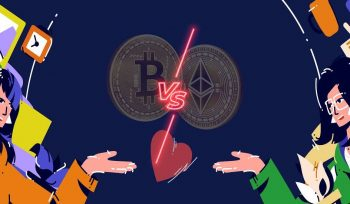 Ether's popularity might lead to it being the dominant digital store of value