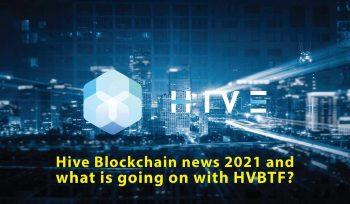 Blockchain news 2021
